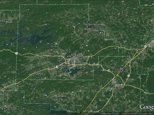 For Only $3000 Cash : Hot Springs Village : Saline County : Arkansas