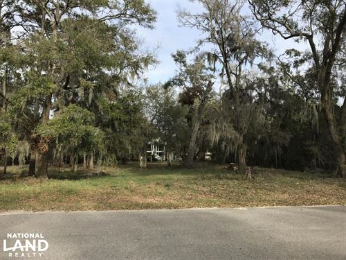 Lands End Water View Lot : Saint Helena Island : Beaufort County : South Carolina