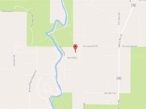 .62 Acres In Jennings, fl : Jennings : Hamilton County : Florida