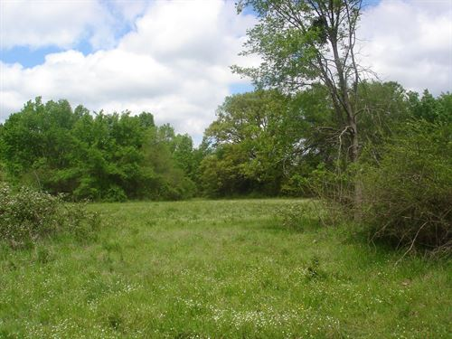 Country Home Site With Small Acreag : Bagwell : Red River County : Texas