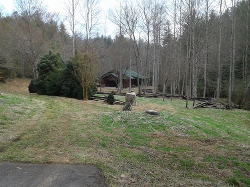 Equestrian Stables At Timber Ridge : Ferguson : Wilkes County : North Carolina