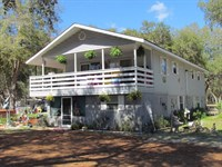 2 Homes On 5 Acres 773421 : Chiefland : Levy County : Florida
