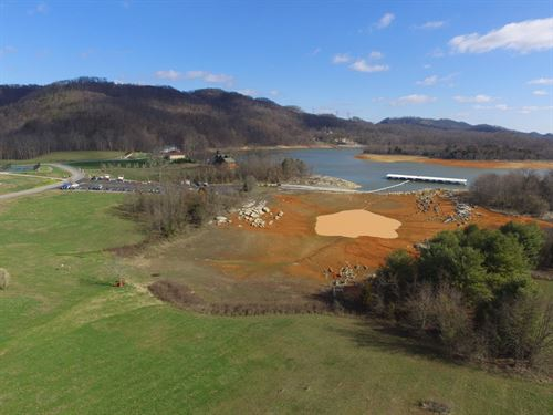 Cherokee Lake Lot In Legacy Bay : Mooresburg : Hawkins County : Tennessee