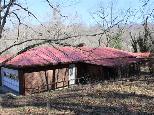 Mill Creek Rd - 7 Acres : Gallipolis : Gallia County : Ohio