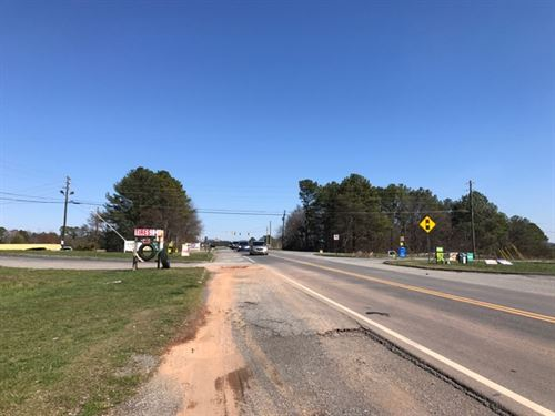 .75 +/- Acres, Commercial Lot : Cartersville : Bartow County : Georgia