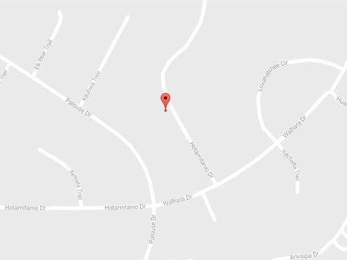 Vacant Lot For Sale : Cherokee Village : Fulton County : Arkansas