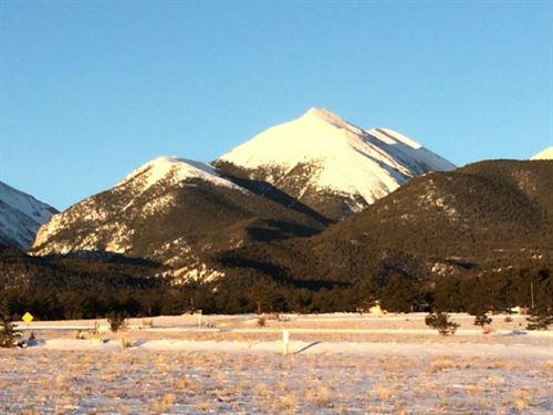 2743174 - Majestic Mountain Views : Nathrop : Chaffee County : Colorado