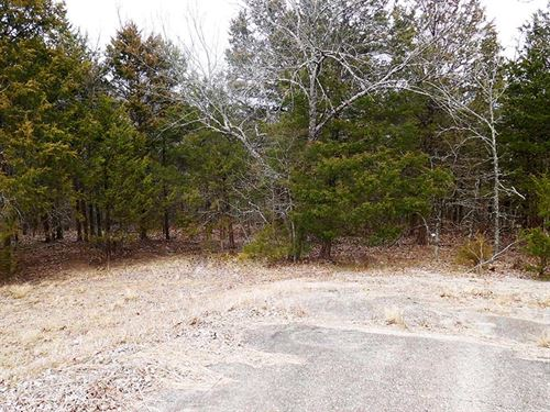 A-11.8 Acres W Elec Nearbull-Shoals : Fairview : Marion County : Arkansas