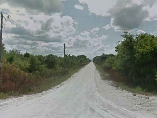 Okeechobee County, Florida $55,500 : Okeechobee : Florida