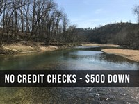 Bryant Creek And Conservation Area : Ava : Douglas County : Missouri