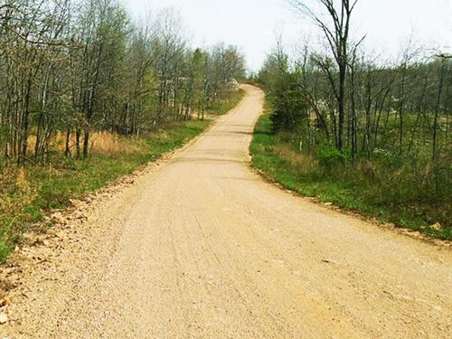 7 Acres Of Prime Ozark Land : Peace Valley : Howell County : Missouri