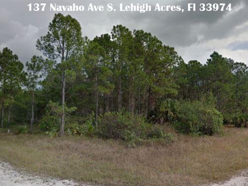 Lee County, Florida $12,500 Each : Lehigh Acres : Lee County : Florida