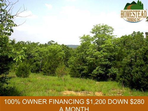 5 Acres With A Small Spring : Vanzant : Douglas County : Missouri