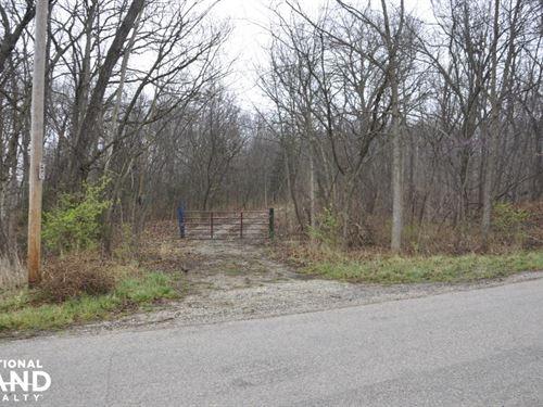 Private Shawnee Land. Future Home S : Shawnee : Johnson County : Kansas