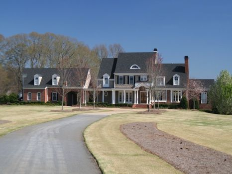 Lake Oconee Estate : Greenesboro : Greene County : Georgia