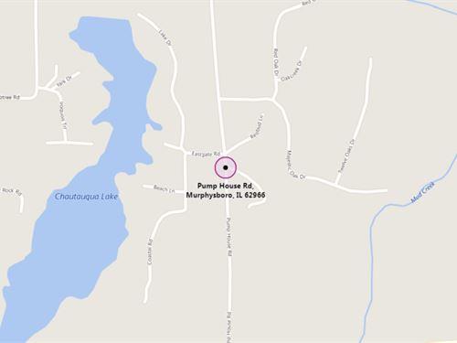 .89 Acres In Murphysboro, IL : Murphysboro : Jackson County : Illinois