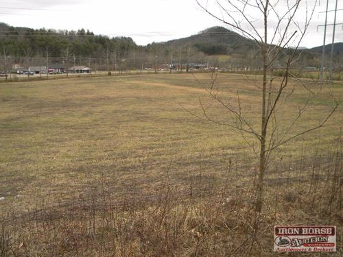 12+/- Acre Comm. Mountain City, Tn : Mountain City : Johnson County : Tennessee
