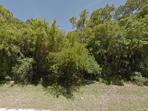 Residential Lot 0.23 Acre : Port Charlotte : Charlotte County : Florida