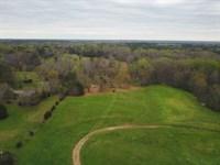 Rare Build Site With Acreage : Madison : Morgan County : Georgia