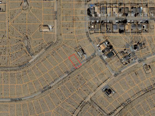 .17 Acres In California City, CA : California City : Kern County : California
