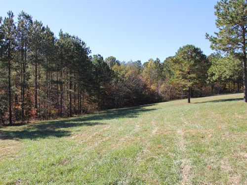 9.6+/-Acres Near Franklin Forest : South Pittsburg : Marion County : Tennessee
