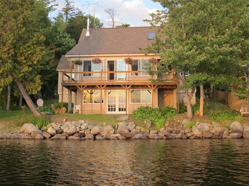 Combolasse Pond Year Round Home : Lincoln : Penobscot County : Maine