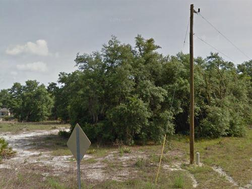 Hernando County, Fl $27,900 : Webster : Hernando County : Florida
