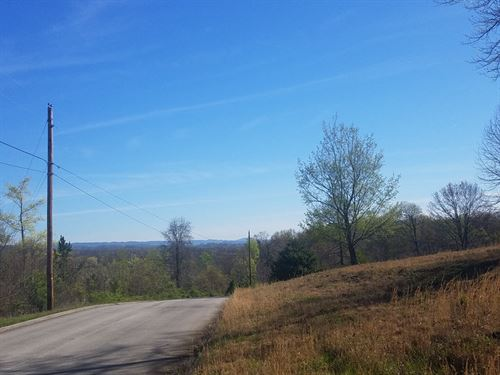 Double Building Lot In Mallard Baye : Rutledge : Grainger County : Tennessee