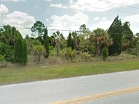 Shoal Line Blvd. Homesite : Hernando Beach : Hernando County : Florida