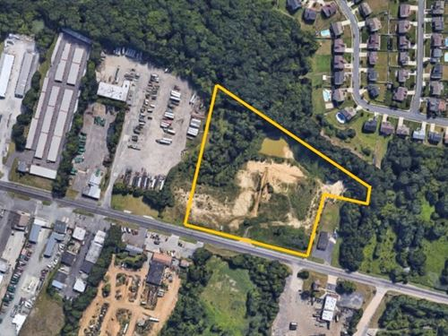 10 Acre Fully Approved Lot : Deptford : Gloucester County : New Jersey