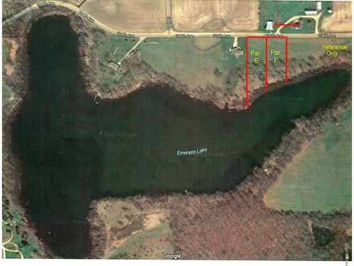 Emerson Lake Sparkling Waters F : Allegan County : Michigan