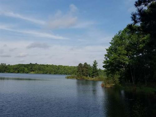 Mls 163857 - Long Lake : Cisco : Oneida County : Wisconsin