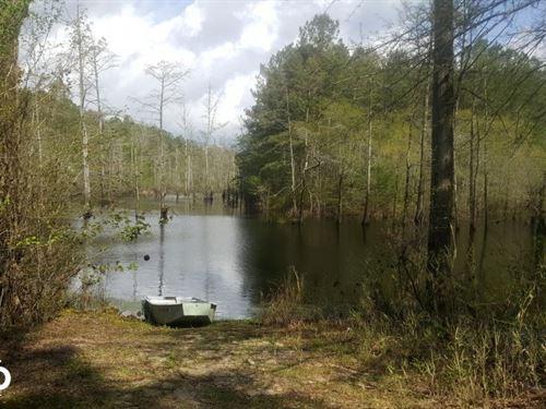 Private Island : Harrells : Sampson County : North Carolina