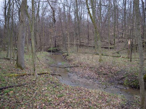 Cr 194 - 6 Acres : Fredericktown : Morrow County : Ohio