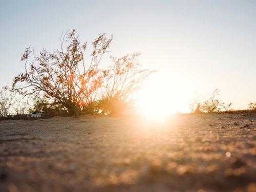 Peaceful Location Super Easy Access : Twentynine Palms : San Bernardino County : California