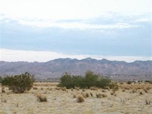 A Must Own Property In Hot Location : Twentynine Palms : San Bernardino County : California