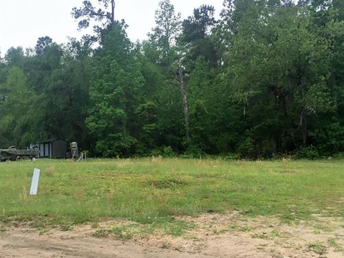 Juniper Bay Home Lot : Conway : Horry County : South Carolina