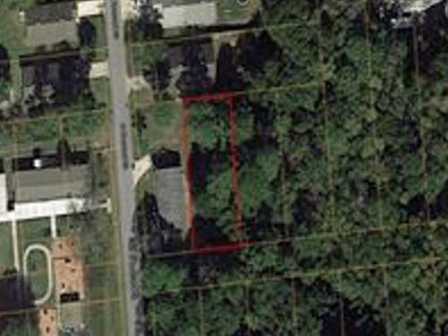 .14 Acres In Saint Augustine, FL : Saint Augustine : Saint Johns County : Florida