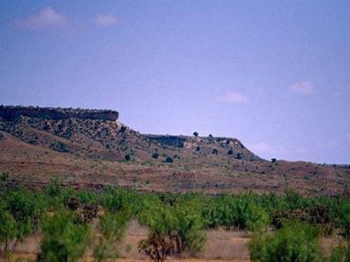 Hudspseth County, Texas $12,500 Neg : Sierra Blanca : Hudspeth County : Texas