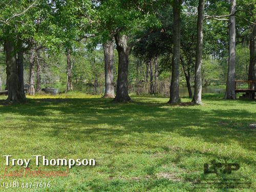 2 Waterfront Lots On Pecan Dr. : Marksville : Avoyelles Parish : Louisiana