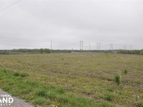 Edgerton Farm Ground - Investment O : Edgerton : Johnson County : Kansas
