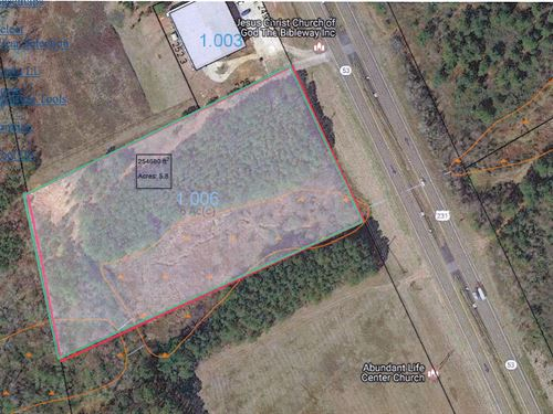 Great Deal On 5.8 Acres : Brundidge : Pike County : Alabama