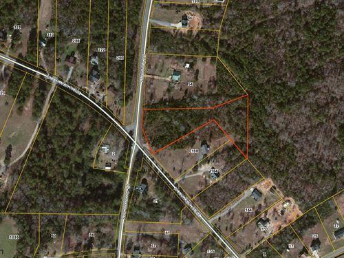 2.67 Residential Lot : Cedartown : Polk County : Georgia
