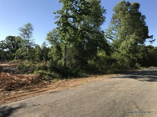 10 Ac Tract For Rural Home Site On : Downsville : Lincoln Parish : Louisiana