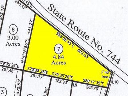 Pearl's Woods Lots : Farmville : Prince Edward County : Virginia