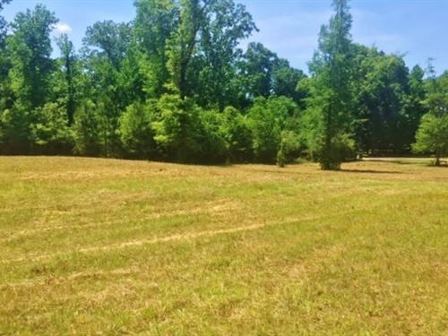 9.31 Acres Residential Land North : Summit : Pike County : Mississippi