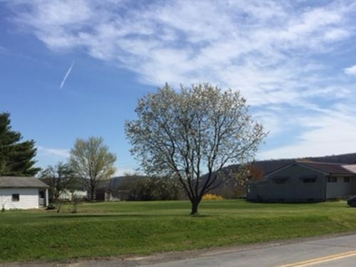Rural Living Near Town : Tioga : Pennsylvania