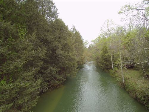 Caney Fork Homesite 3 : Crossville : Cumberland County : Tennessee
