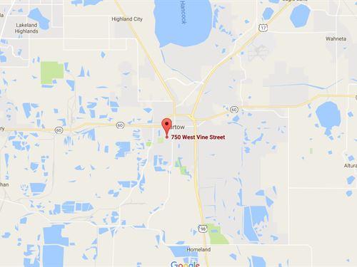 .31 Acres In Bartow, FL : Bartow : Polk County : Florida
