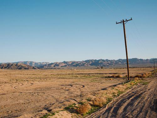 Wholesale Special - La County Land : Palmdale : Los Angeles County : California